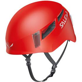 SALEWA Pura Hjelm, rød